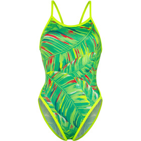 Turbo Banano Badpak Dames, verde